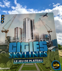 CITIES SKYLINES (Iello)