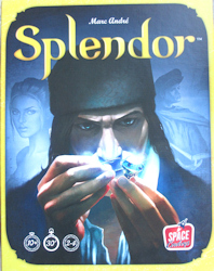 SPLENDOR (Space Cowboys)
