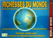 Richesses du monde (Winning Moves)