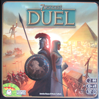 7 WONDERS : DUEL (Repos Production)