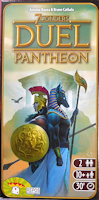 7 WONDERS DUEL PANTHEON  (Repos Production)