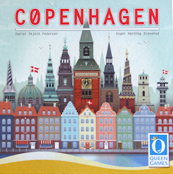 COPENHAGEN (Queen Games/Atalia)