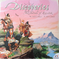 DISCOVERIES The journals of Lewis and Clark (Ludonaute)