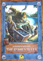 Recto de la boite de HASPEKNECHT THE RUHR VALLEY (Quined Games/Atalia)