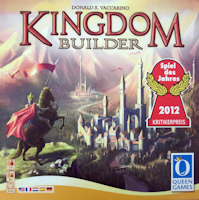 KINGDOM BUILDER  (Queen Games/ Atalia)