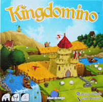 KINGDOMINO  (Blue Orange)