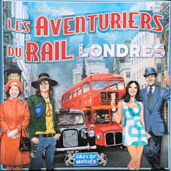 LADR LONDRES (DOW/Asmodee)