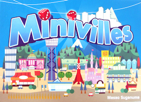 MINIVILLES (Moonster Games)