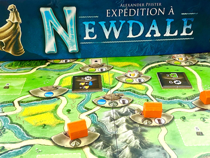 EXPEDITION A NEWDALE (Funforge)