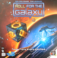 ROLL FOR THE GALAXY  (Gigamic)